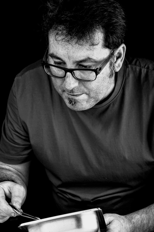 Miquel Ruiz en El Baret